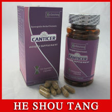 2015 one effective chinese herbal product to anti cancer called CanTicer