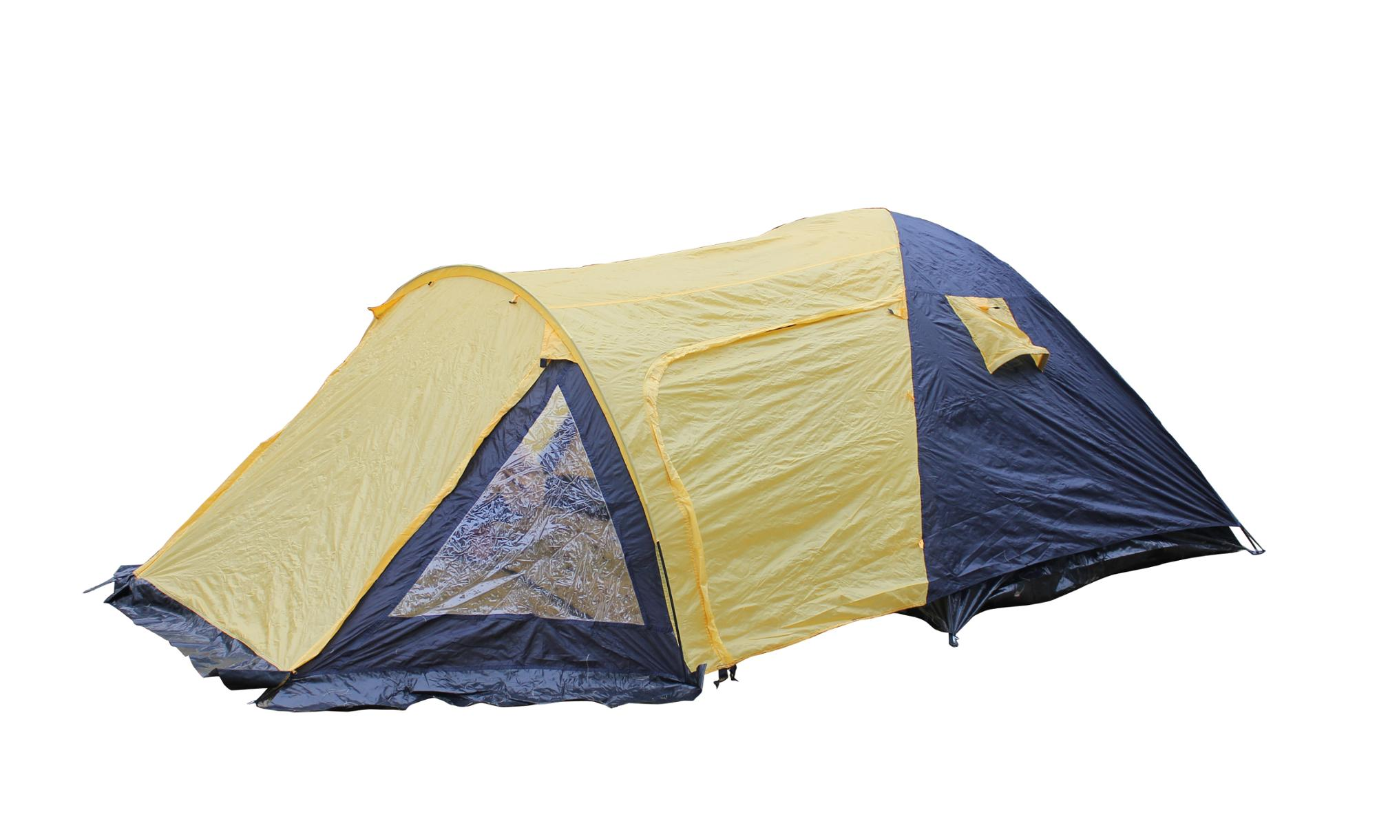 4 person heavy duty camping tent
