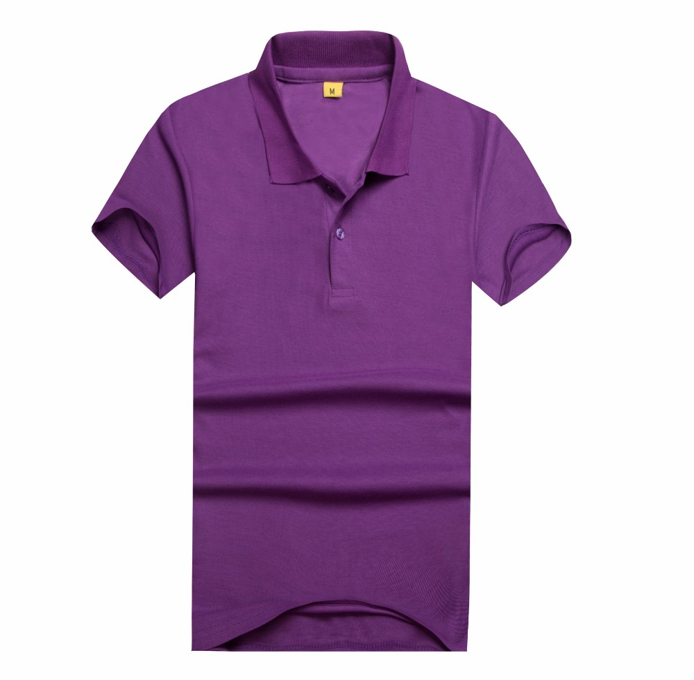 Fashion blank cotton custom wholesale man polo t shirt for Wholesale polo style shirts