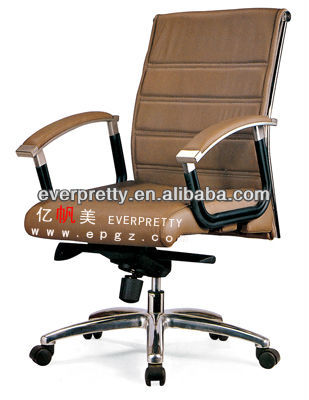 Tan office furniture modern 2012 ,office computer chair,leather/pu office chair