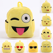 Hot Selling Wholesale Emoji Backpack For Kids