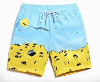 BSM007 Fashion beach shorts men and women in summer