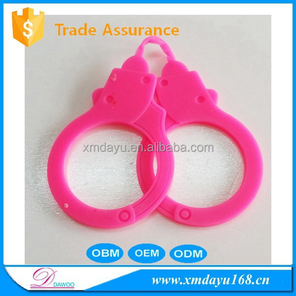 Silicone Rubber Handcuffs for sex