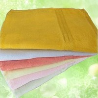 uBamboo BA8007 high quality bamboo bath towels