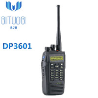 DP3601 VHF UHF digital analog two way portable radio 136-174MHz 403-470MHz walkie talkie with GPS privacy option 1000 Channels