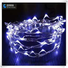 Copper wire new technology led christmas light chain with high bright