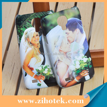 3D sublimation heat transfer phone case printing for Samsung Galaxy S4 mini