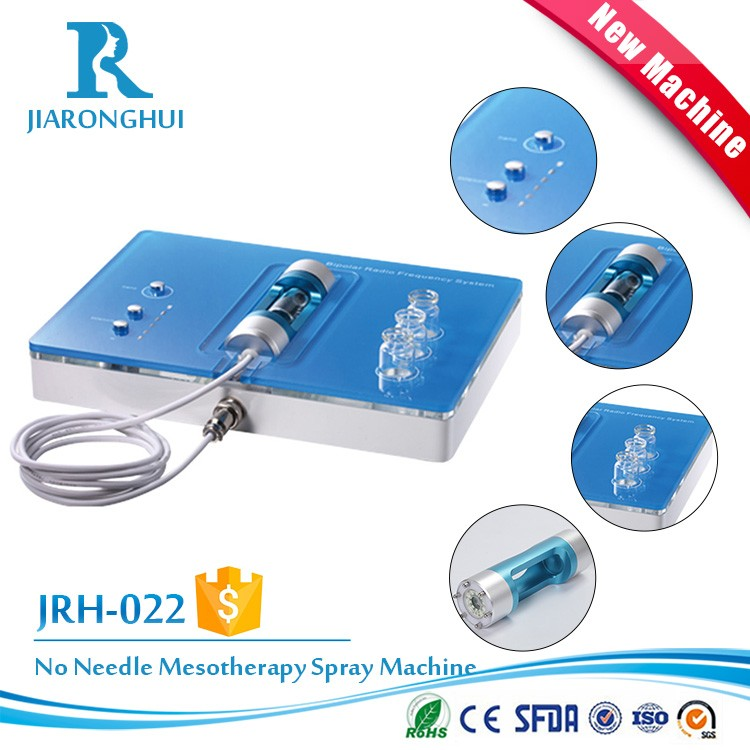 JRH-023 Mini Portable RF Radio Frequency Face And Eye Care Machine For Home Use