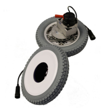8,<strong>10</strong>,12 inch new design wheelchair dc Motor with best quality 24V 250W