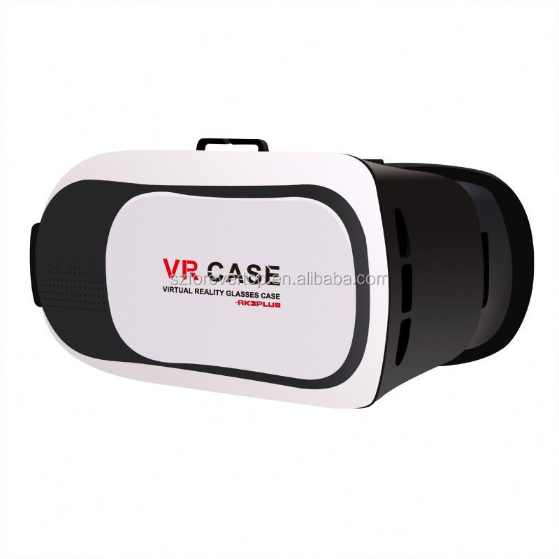 2016 new product high tech vr shinecon 3d private cinema Google Cardboard Vr box 2.0 play for Smartphone