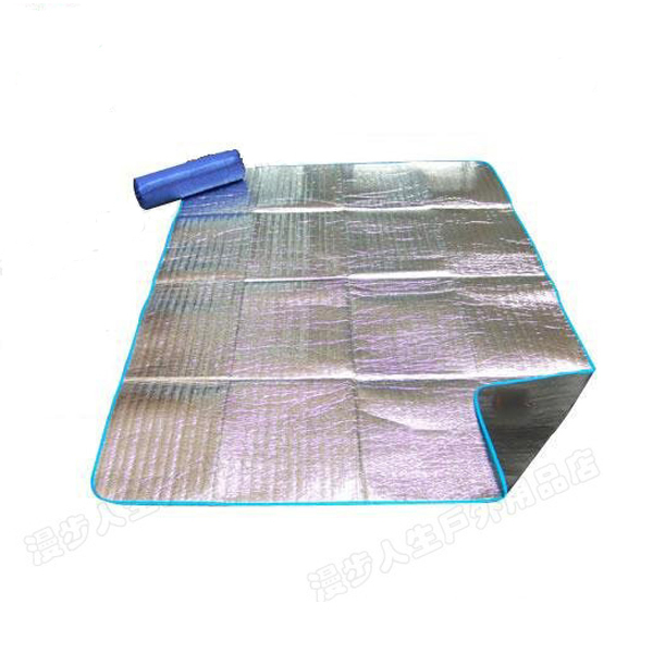 Hot Sell Aluminum foil Beach Mat