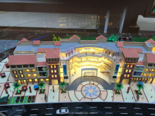 architectural building scale model / ho scale model train / commercial models