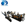 HOT SALE !!! PET bottle crushing washing drying pelletizing granulating recycling production machine line