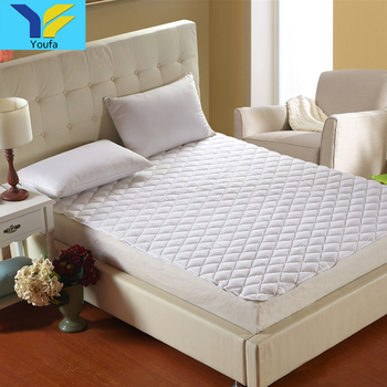 Wholesale soft hypoallergenic mattress protector pad mattress cover hotel bed bug mattress protector