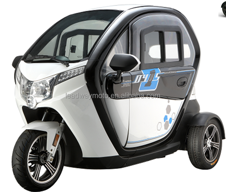 2017 New 2000W 3 wheel electric tricycle with EEC
