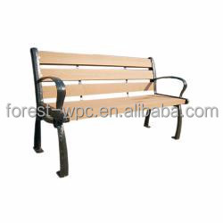 china wpc composite park benches cheap park benches park bench size