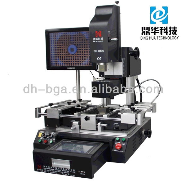 2017 Optical Alignment System BGA Rework Station For Cellphone Notebook South Bridge Fix