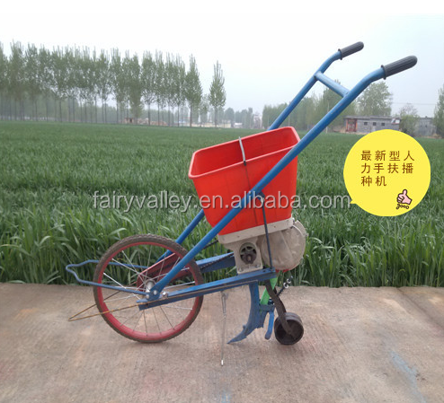 Manual seed drill rice bean peanut wheat corn seed planting machine for sale