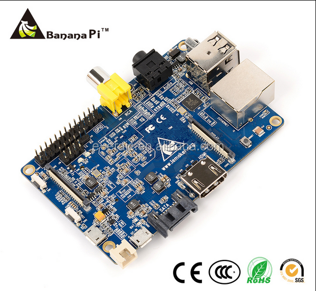 banana pi A20 1GB dual-core beyond pcduino in stock