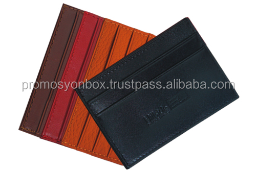 Leather Card Holder 50-251