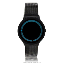 fashion boy no hands modern quartz alloy watch
