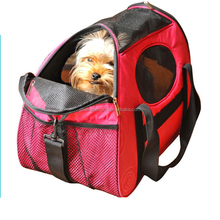 New Design High Quality Nylon Pet Dog Bag Carrier With Handle Dog Carrier Bag