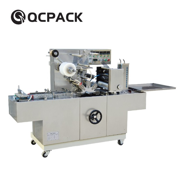 Factory Price Cigarettes Cellophane Wrapping Machine