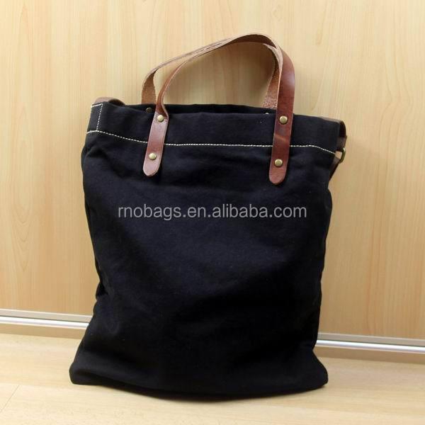 high quality cotton canvas  tote hand bag (19).jpg
