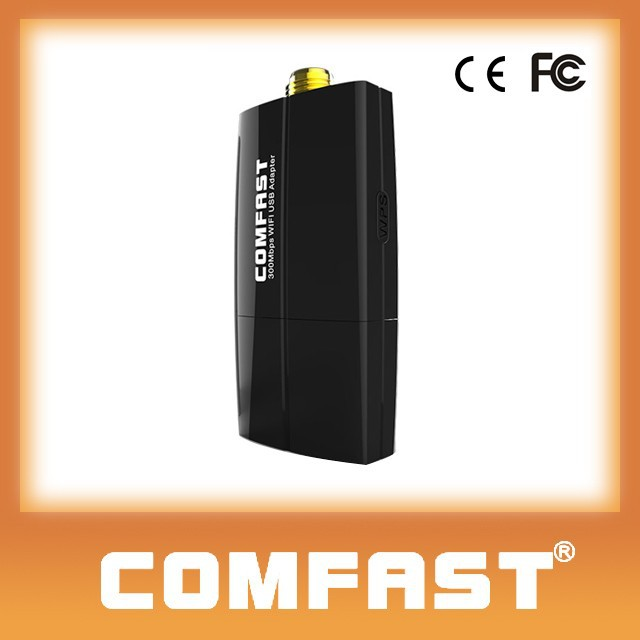 Comfast CF-WU855P 2.4GHz 300Mbps Wifi Usb Gigabit Laptop Wireless Network Card