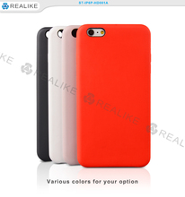 5.5 inch colorful mobile phone hard shell case cover for iphone 6 plus
