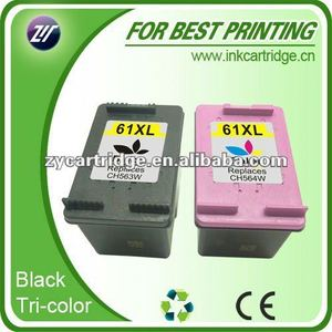 Ink cartridge for hp 1050(61 61XL 122 122XL 301 301XL),competitive prices!