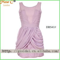 2012 New fashion pictures ladies whole dress DRS41#