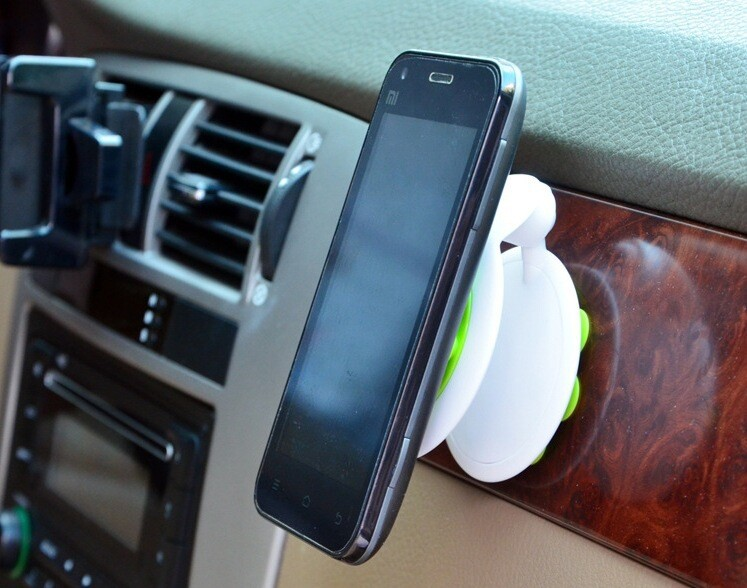 windshield 360 degrees rotating universal car holder for smartphone