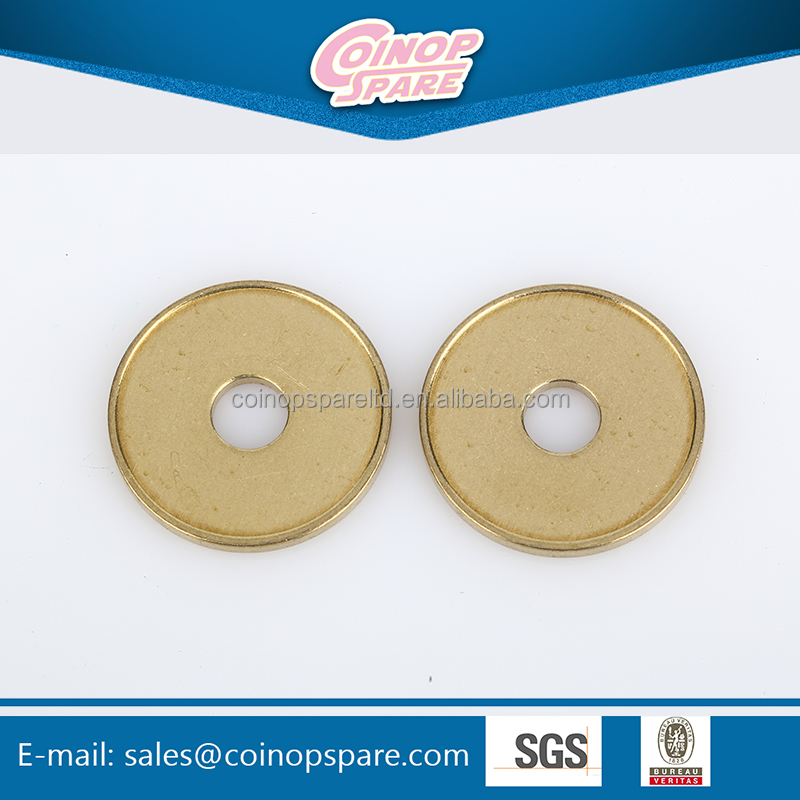 Best price of china factory cheap custom 2 euro token coins