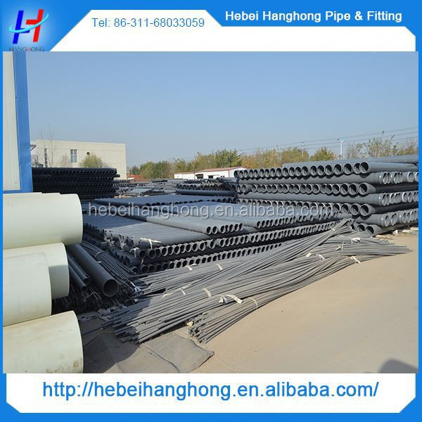 Trade Assurance Supplier pvc pipe rates