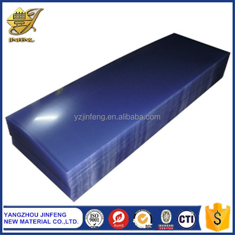 Clear Transparent Gloss Thick PVC Sheet