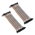 4 Pin 20cm 2.54mm Jumper Wire Cables DuPont Line For Arduino Female To Female Hot Sale