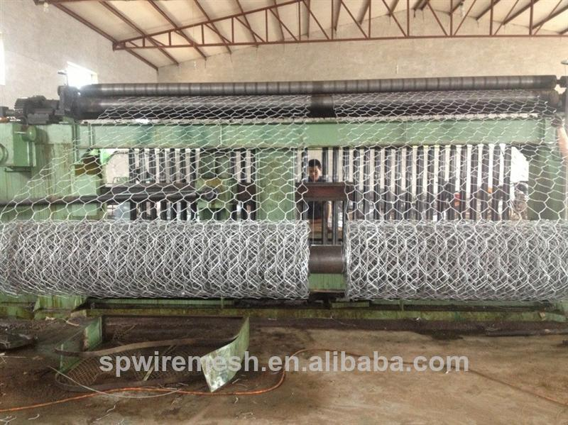 anping factory gabion mesh protect fence