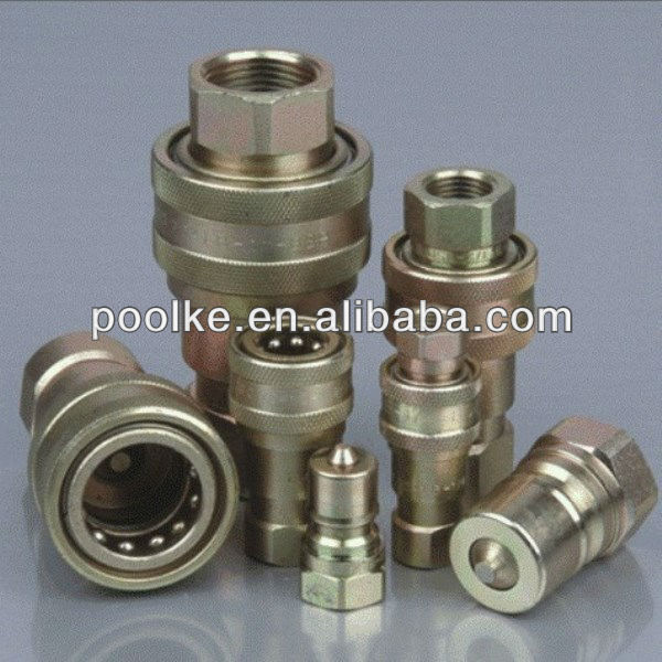 ISO7241-1-B Hydraulic Quick Coupler