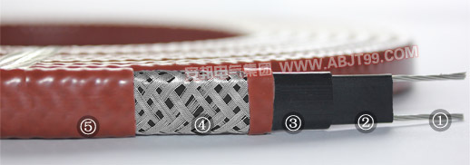 DWL Self Regulating Heat Trace Cables(Low-temperature series)