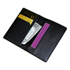luxury high-end custom genuine leather wallet with card holders