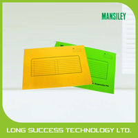 office stationery a4 Paper hanging file folder