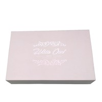 smoke oil packaging white present boxes
