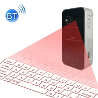 Mini Pocket Virtual Bluetooth V3.0 Laser Projection Keyboard for Android / iPhone / Apple / PC etc