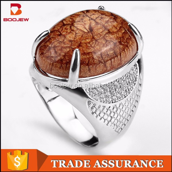 hong kong design chunky wholesale silver jewelry 925 pure silver ring