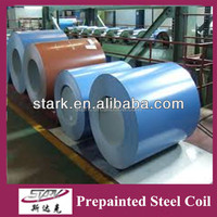 Prepainted galvanized steel coil/corrugated metal roofing sheet