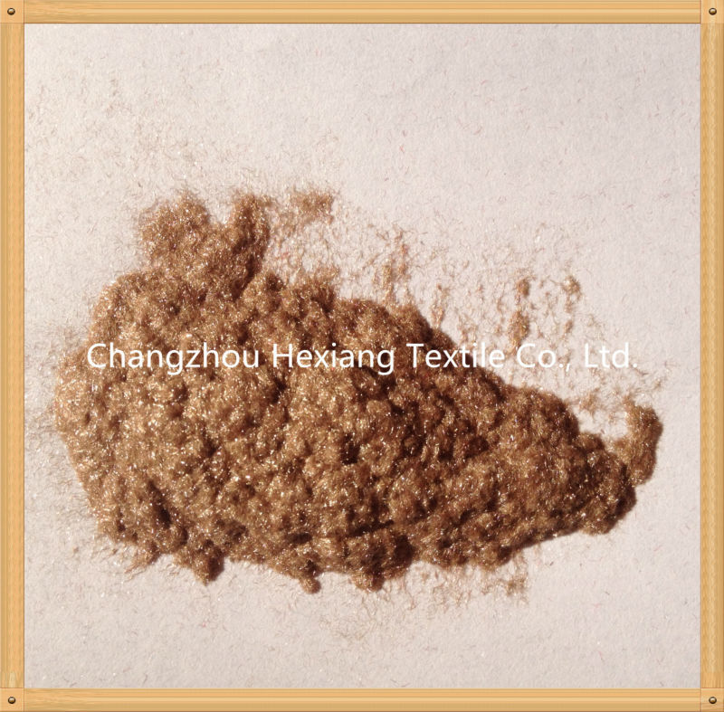 Trilobal Nylon Flock Powder for Garment printing