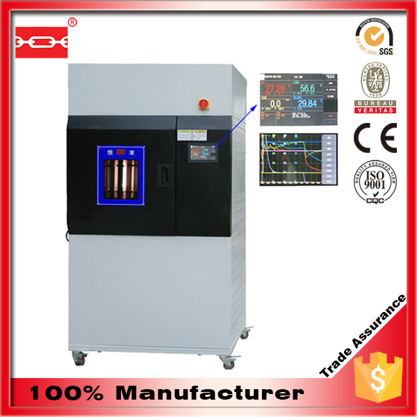 Xenon Lamp Resistance Test Chamber for Plastic