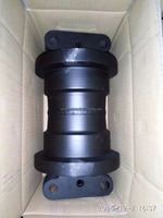 Kobelco SK350 excavator track low roller for SK350-8,SK390,SK300-6E, SK320,SK330-6,SK300-8 bottom down roller,