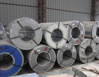 HOT GALVANIZED STEEL IN COIL